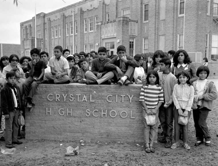 Forgotten history: Chicano student walkouts changed Texas, but inequities remain