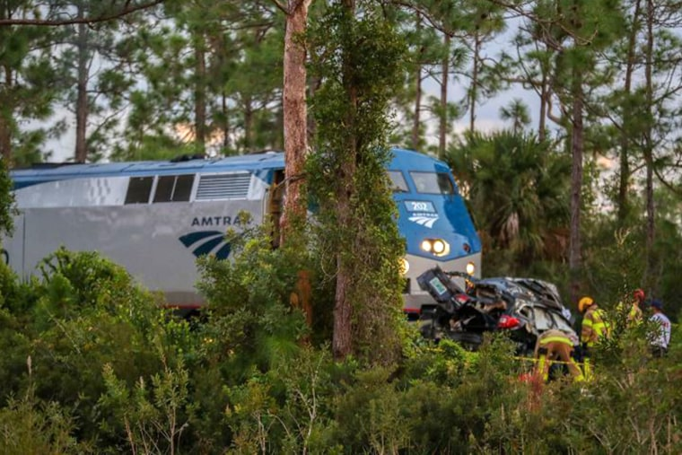 Woman, two boys killed after their SUV collides with Amtrak train