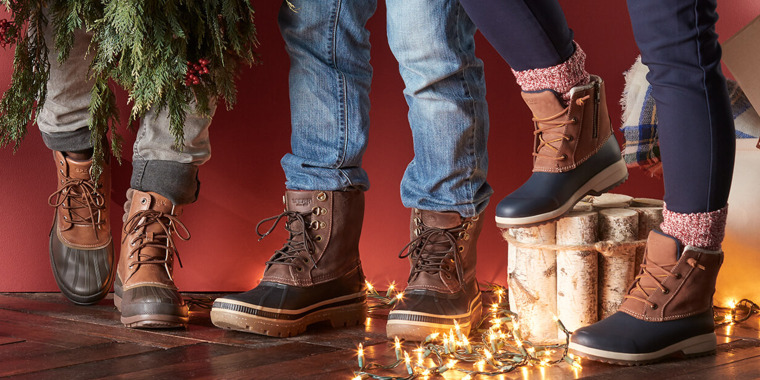 Tons of Sperry styles are on sale for Black Friday.