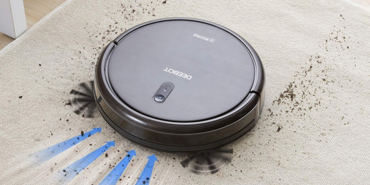 This robotic vacuum has rave reviews.