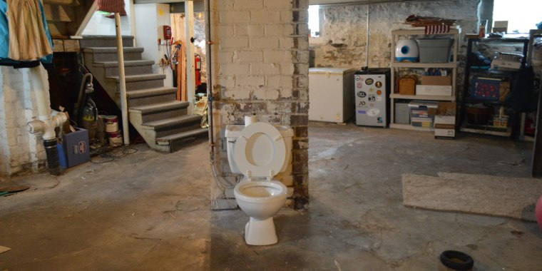 Many people know the curious toilets as Pittsburgh potties, but they're found in homes beyond Pennsylvania.