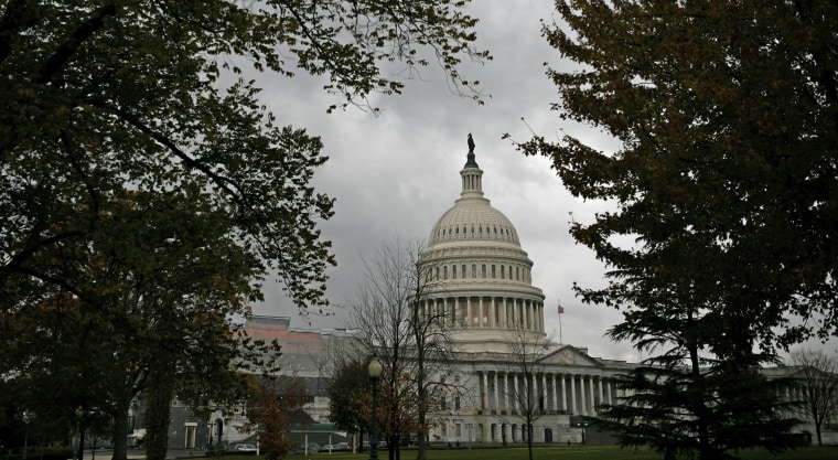 Image: The U.S. Capitol building is pictured on Capitol Hill in Washington