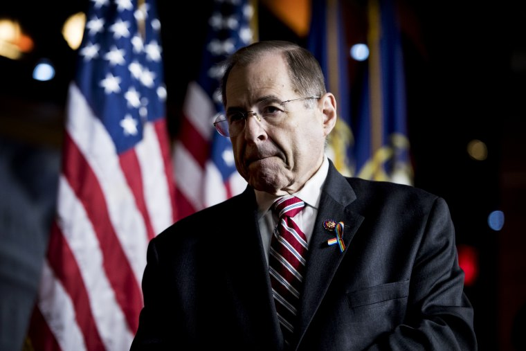 Nadler: Anti-impeachment Democrat switching parties because he would lose primary