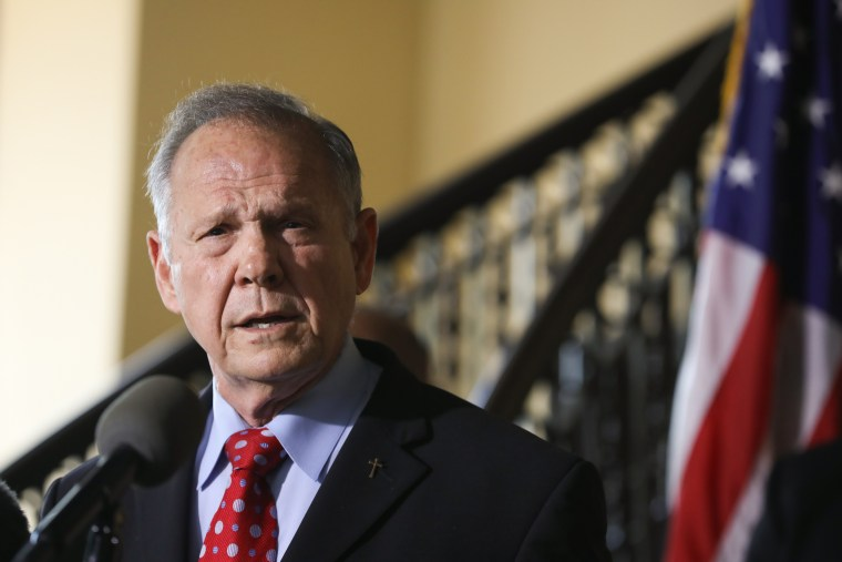 Image: Roy Moore