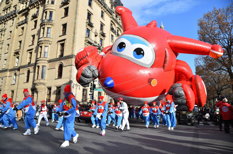 Image: 93rd Annual Macy's Thanksgiving Day Parade
