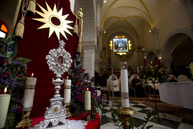 Image: Jesus' manger