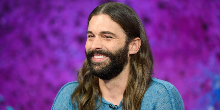 Jonathan Van Ness is the new cover star of Cosmo UK.