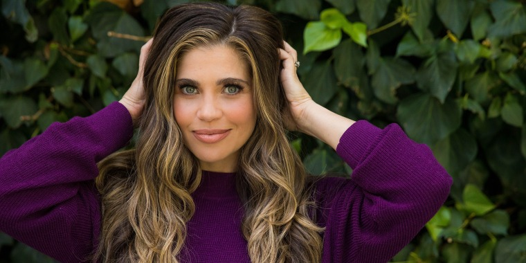 Danielle Fishel has a hair care line called Be Free.