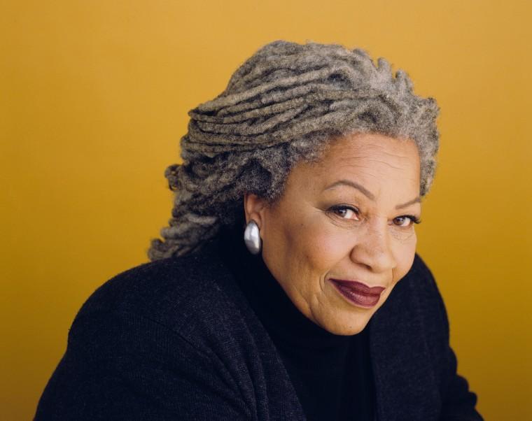Image: Toni Morrison