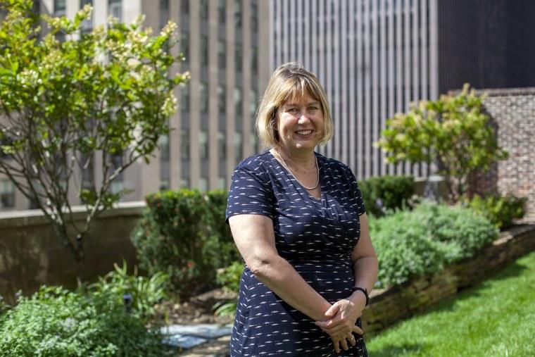 Rachel Yates, interim CEO of Girls Not Brides.