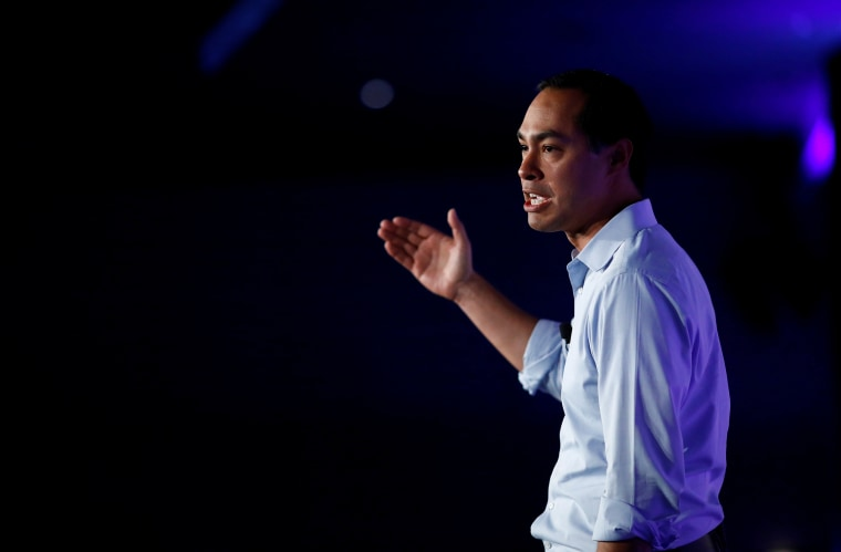 Julián Castro calls for 'reclaiming' U.S. moral authority in foreign policy speech