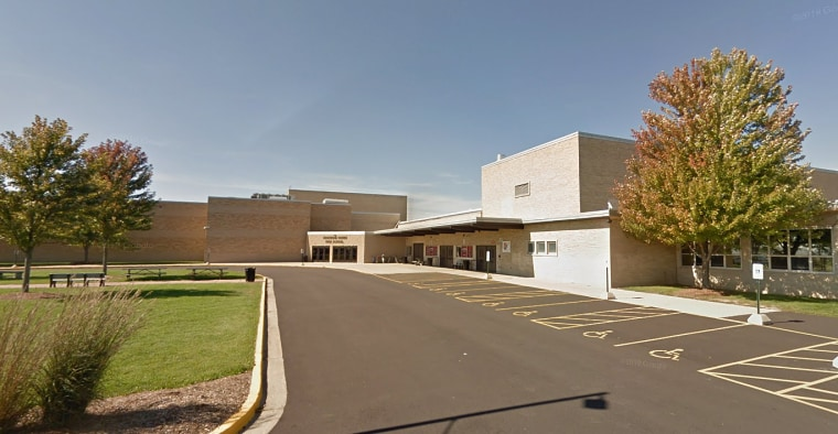 Waukesha South High School in Waukesha, Wis.