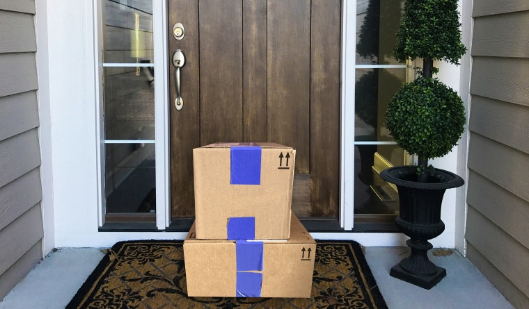 Here's what police say you can do to prevent packages from getting stolen from your porch