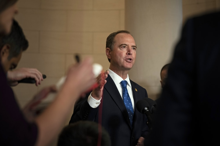 Schiff: I 'hope to hell' I'd impeach Obama if he did the same as Trump
