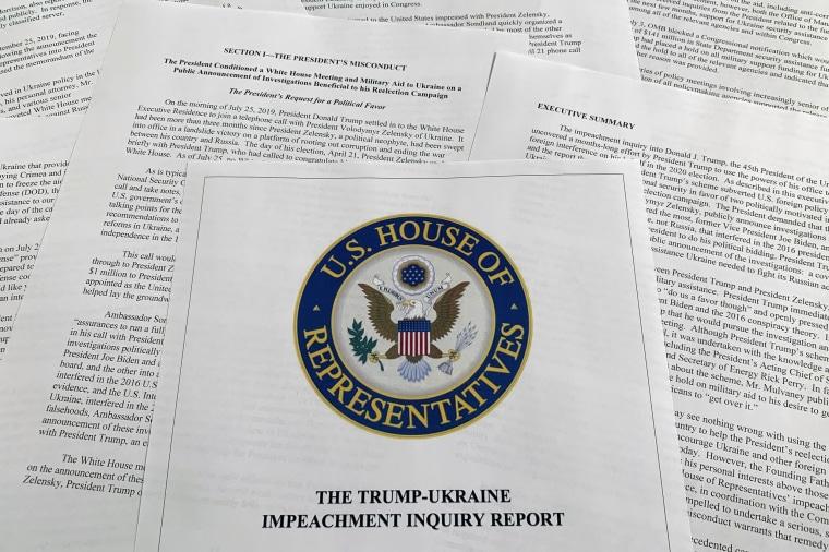 Image: Impeachment report