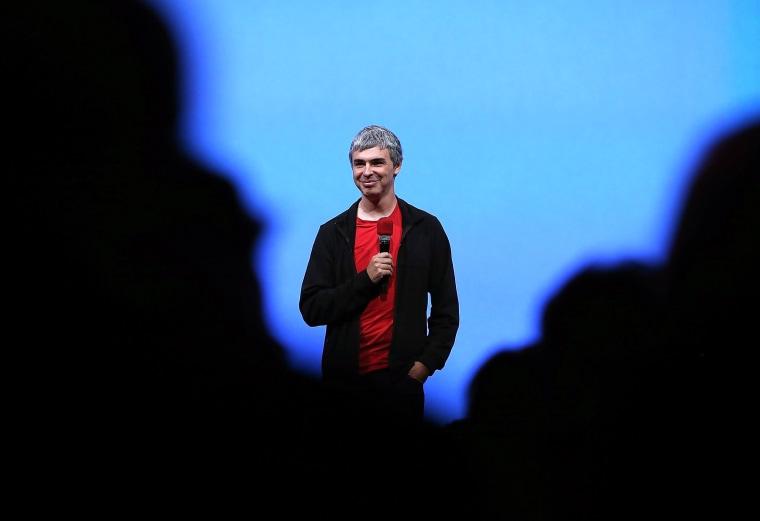 Image: Google Developers Event Held In San Francisco