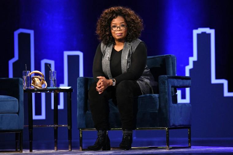 Image: Oprah