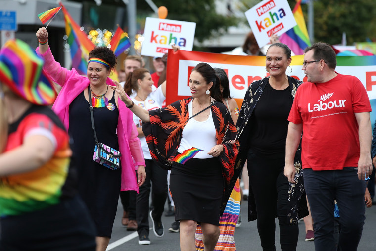 Image: New Zealand Pride Parade 2018