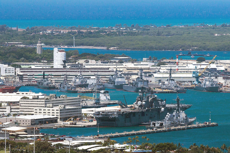 Image: Joint Base Pearl Harbor