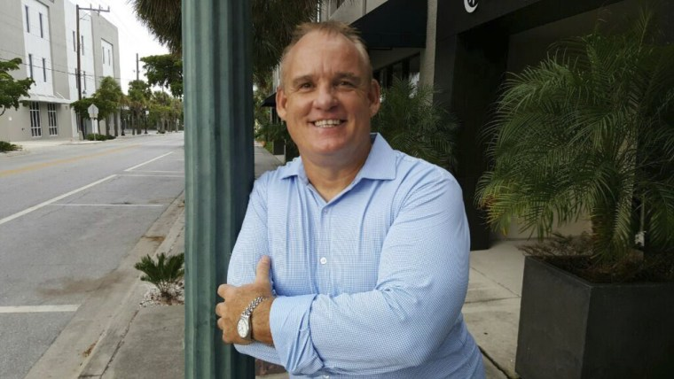 Florida Republican Martin Hyde is running for the Sarasota City Commission.