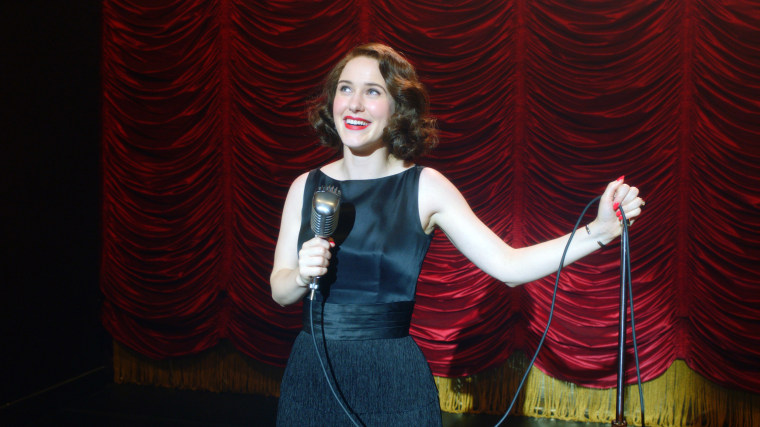 Amazon's 'Marvelous Mrs. Maisel' returns for season 3 as a delightful if fluffy period piece