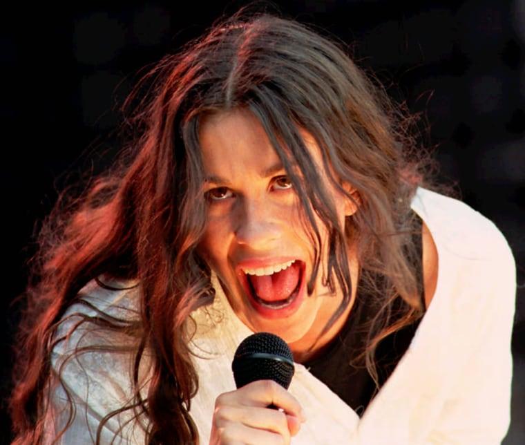 Broadway's 'Jagged Little Pill' courts millennials — but blunts Alanis Morissette's rage