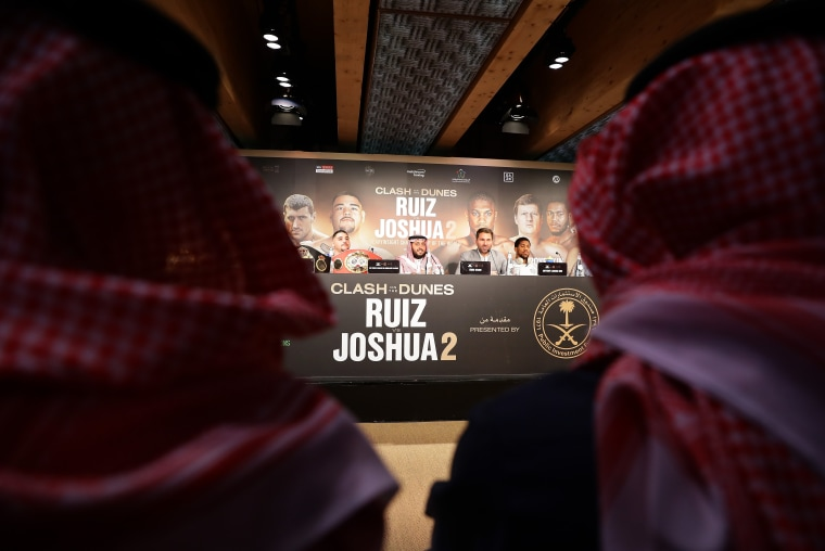 Image: Andy Ruiz Jr v Anthony Joshua 2 - Final Press Conference