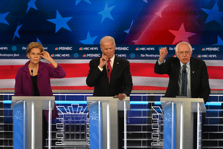 Image: Democratic Presidential Primary Debate