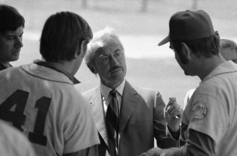 Image: Marvin Miller in 1972
