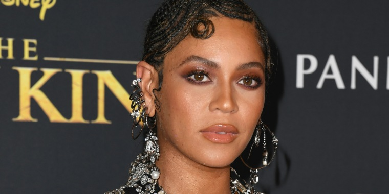 Beyoncé says she learned to 'mother herself' after suffering miscarriages