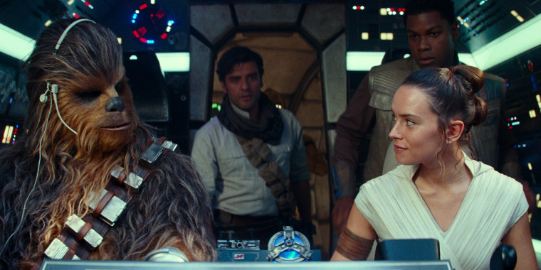 Flashing lights in 'Star Wars: The Rise of Skywalker' prompt epilepsy warning
