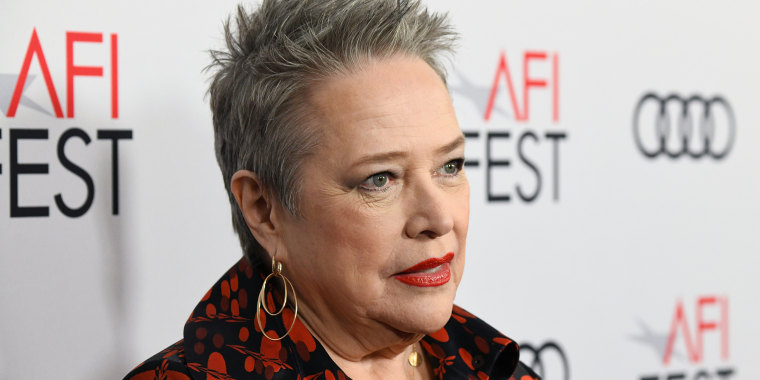 Kathy Bates talks lymphedema and double mastectomy