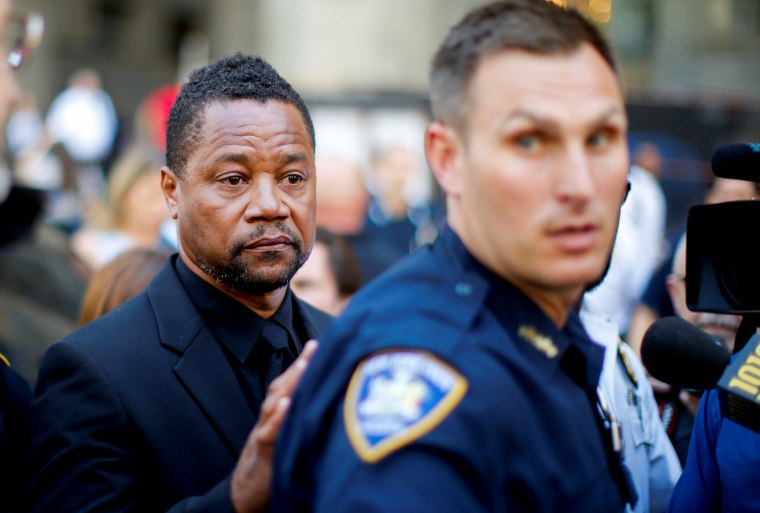 Cuba Gooding Jr. accused by seven more women of sexual misconduct