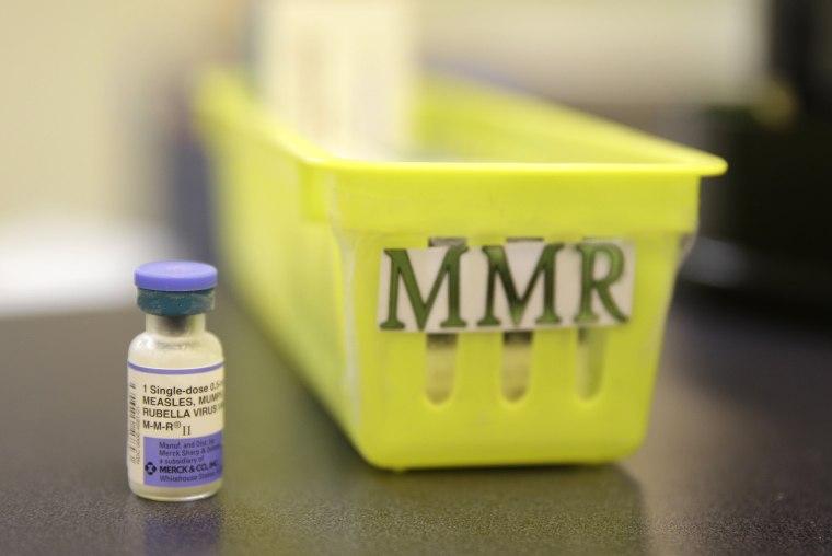 Image: MMR Vaccine