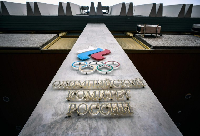 Russia banned from international sporting events for 4 years over doping