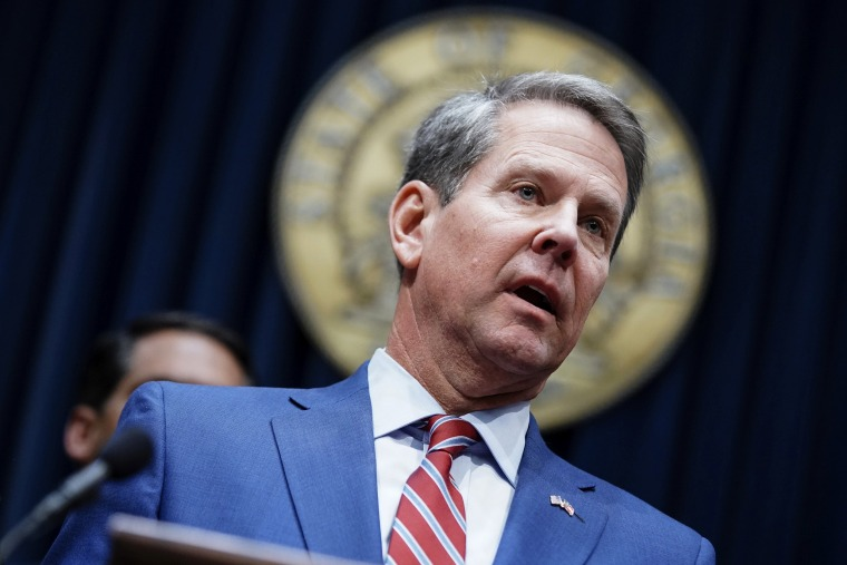 Georgia Gov. Brian Kemp ordered to answer questions in election lawsuit