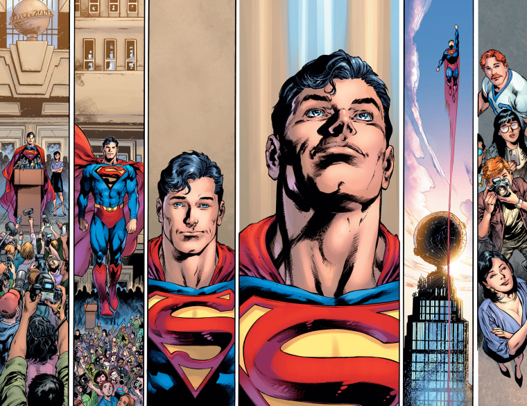 Superman's comic book reveal proves anonymity is impossible — even ...