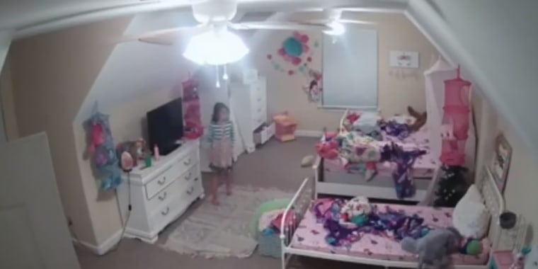 After apparently taking over a Ring security camera in a home in Tennessee, a hacker taunted a terrified little girl in her bedroom, her family says.