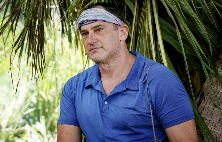 """Dan Spilo on """"Survivor."""""""