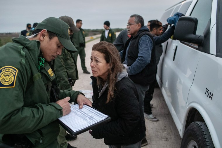 Image: US Border Agents Patrol Rio Grande Valley As Migrant Crossings Drop