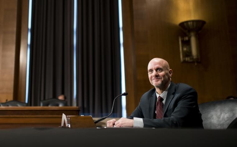 FDA Nominee Stephen Hahn