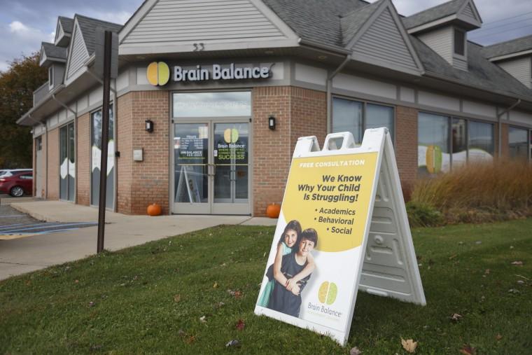 A Brain Balance center in Oxford, Mich.