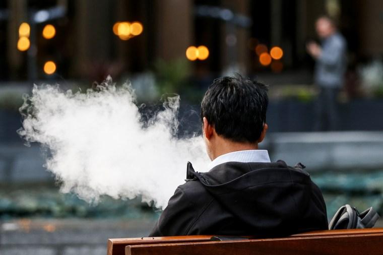 Vaping May Help Tens of Thousands Quit Smoking, U.K. Study Shows