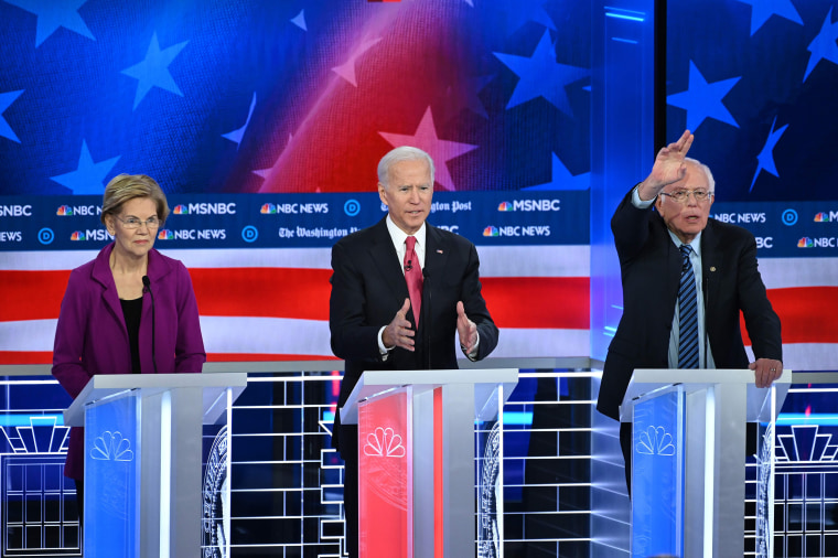 Democratic candidates threaten to boycott presidential debate over labor dispute