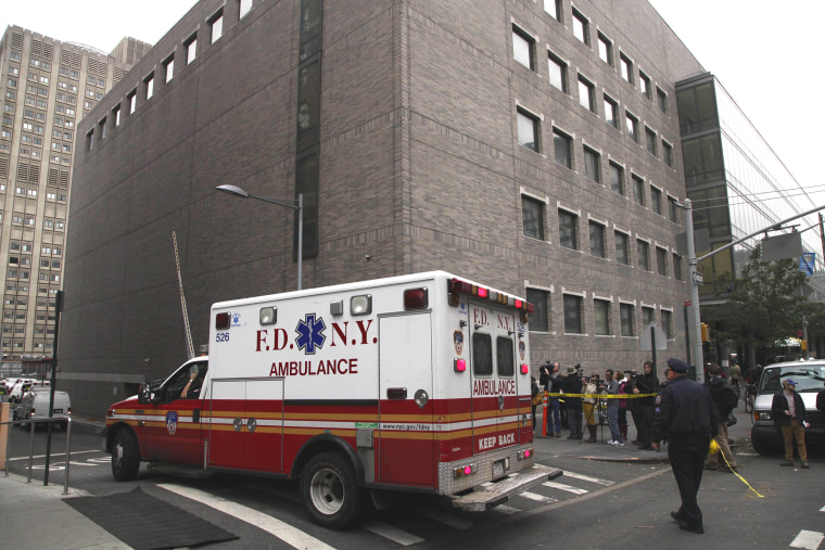 Image: EMS FDNY Ambulance