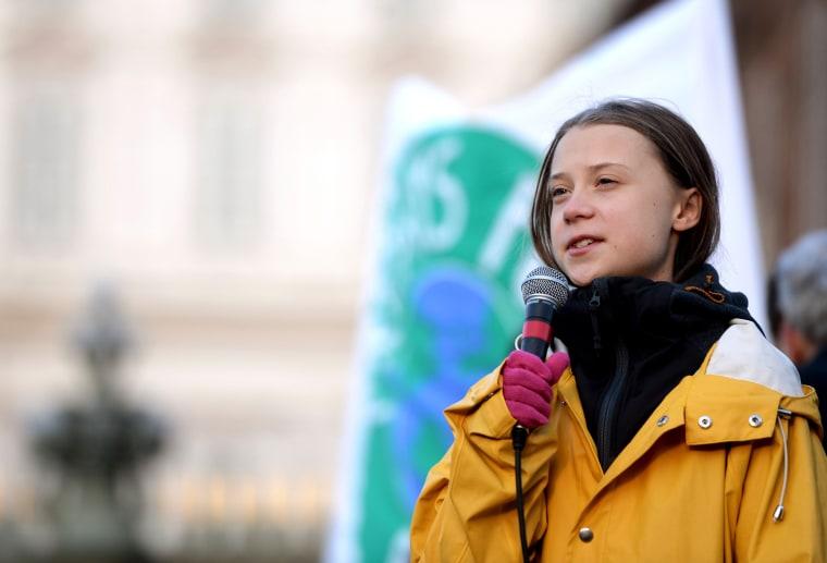 Image: Greta Thunberg