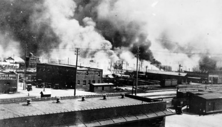 Image: Tulsa Race Riot of 1921