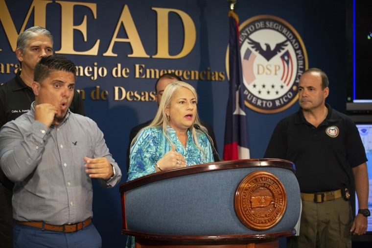Puerto Rico Gov. Wanda Vázquez announces she's running in 2020