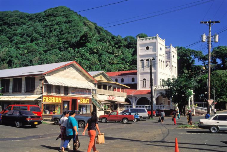 Image: American Samoa