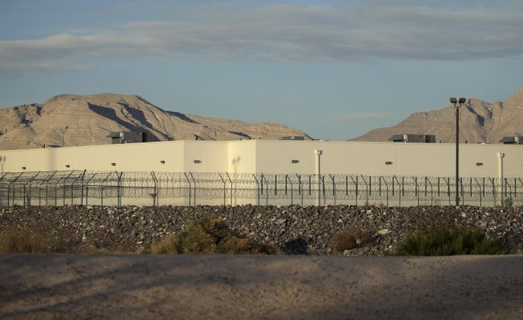The Florence McClure Women's Correctional Center in Las Vegas.